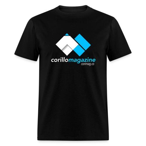 Corillo Magazine T-Shirt - CoriMag Colors - Light Weight - Men's T-Shirt