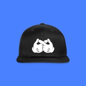 Infinity Hands Caps - Snap-back Baseball Cap