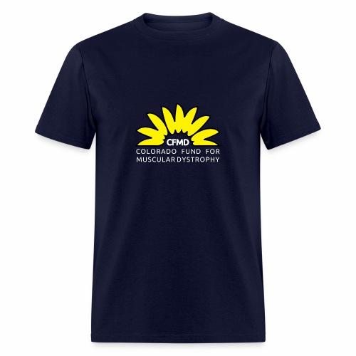 Men's CFMD T (white text) - Men's T-Shirt