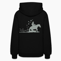 Cowgirl - Western riding Hoodies