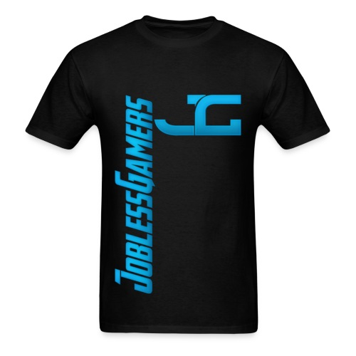 JoblessGamers Left Side Mens - Men's T-Shirt