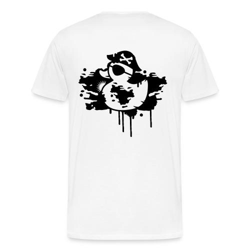 Pirate Ducky - Men's Premium T-Shirt