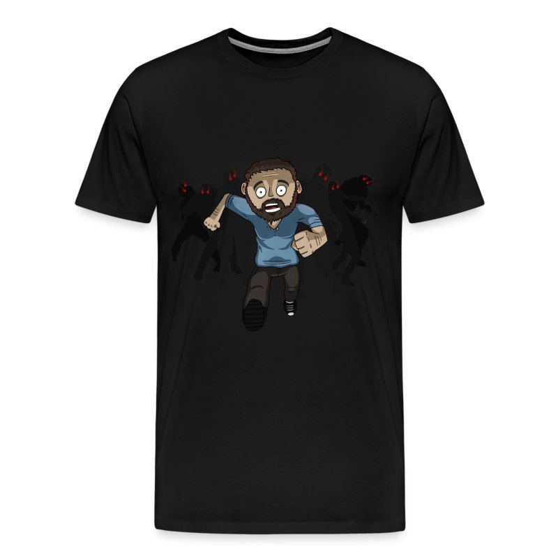 MathasGames Tee - Men's Premium T-Shirt