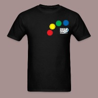 DC Buttons - Men's T-Shirt