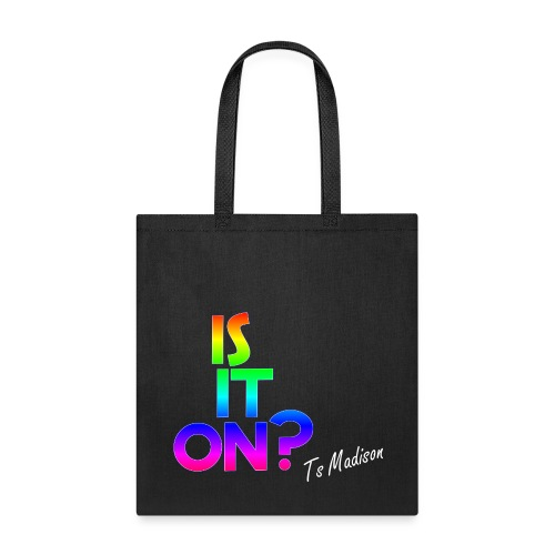 Is it On Eco tote Bag - Tote Bag