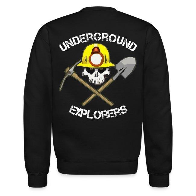 Underground Explorers Black Sweatshirt