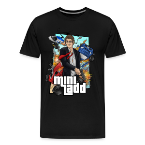 Mini Ladd GTA Mens - Men's Premium T-Shirt