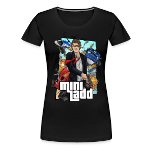 Mini Ladd GTA Womans - Women's Premium T-Shirt