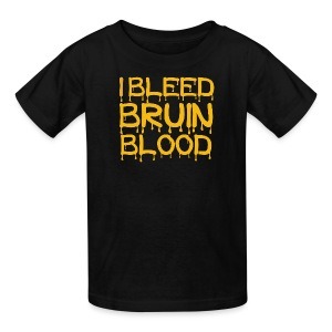 I Bleed Bruin Blood - Kids' T-Shirt