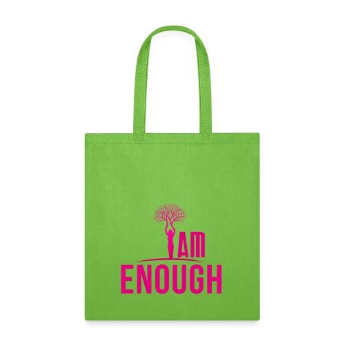 I Am Enough Totebag - Tote Bag