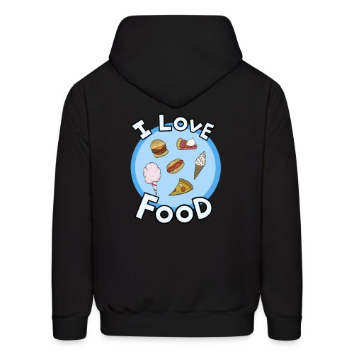 Food lover - Men's Hoodie