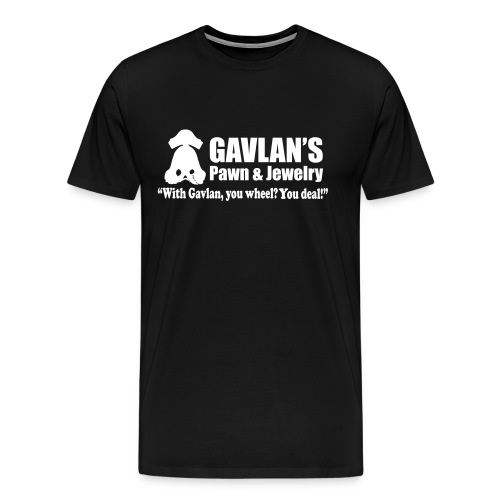 Gavlan's Pawn & Jewelry - Men's Premium T-Shirt
