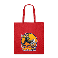 Bags & backpacks ~ Tote Bag ~ Far Lands or Bust Tote Bag