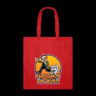 Bags & backpacks ~ Tote Bag ~ Far Lands or Bust Tote Bag