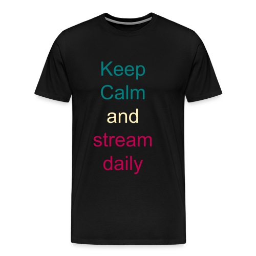 Keepcalm - Men's Premium T-Shirt