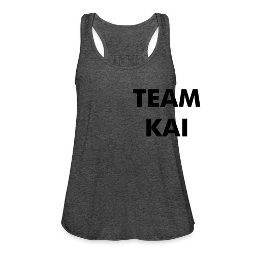 Team Kai Flow Tank - Women's Flowy Tank Top by Bella