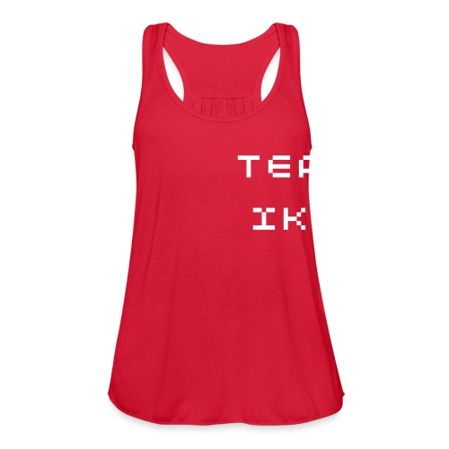 Team Iko Flow Tank - Women's Flowy Tank Top by Bella