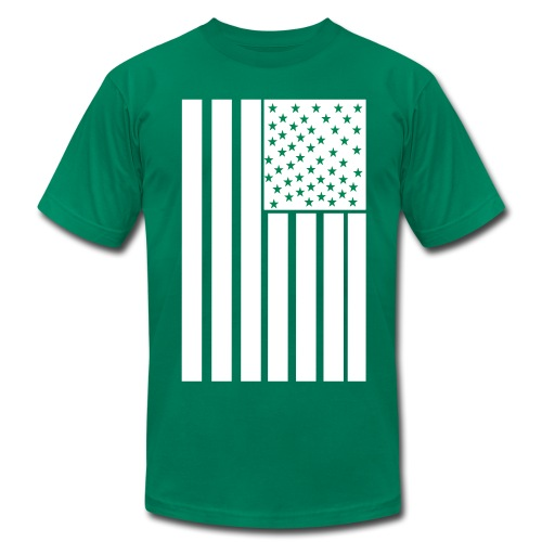 Fresh USA  - Men's Fine Jersey T-Shirt