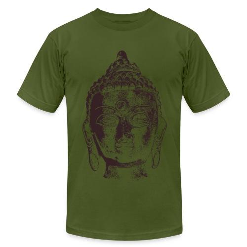 Buddha Head - Men's Fine Jersey T-Shirt