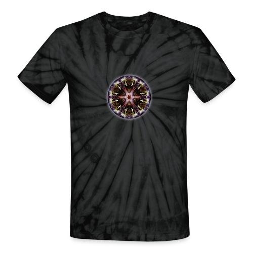 Scorpio Moon Warrior Tie Dye - Unisex Tie Dye T-Shirt