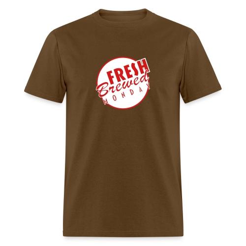 FBM Brown T-Shirt - Men's T-Shirt