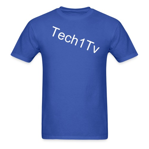 Tech1Tv t-shirt - Men's T-Shirt