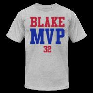 T-Shirts ~ Men's T-Shirt by American Apparel ~ BLAKE for MVP