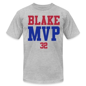 BLAKE for MVP - Men's T-Shirt by American Apparel