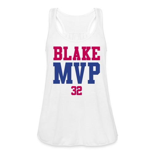 BLAKE for MVP - Women's Flowy Tank Top by Bella