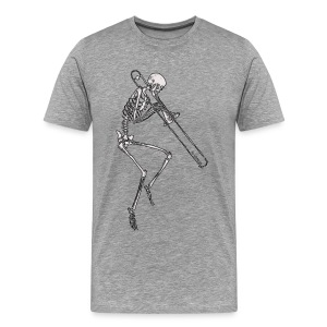 Rattlin Bone Men's Tee 4 - Men's Premium T-Shirt