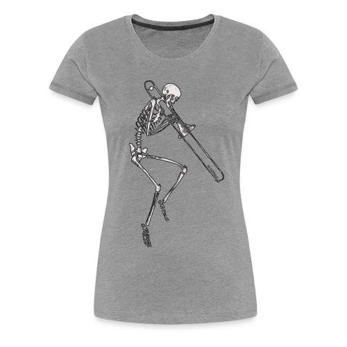 Rattlin Bone Women's Tee 4 - Women's Premium T-Shirt