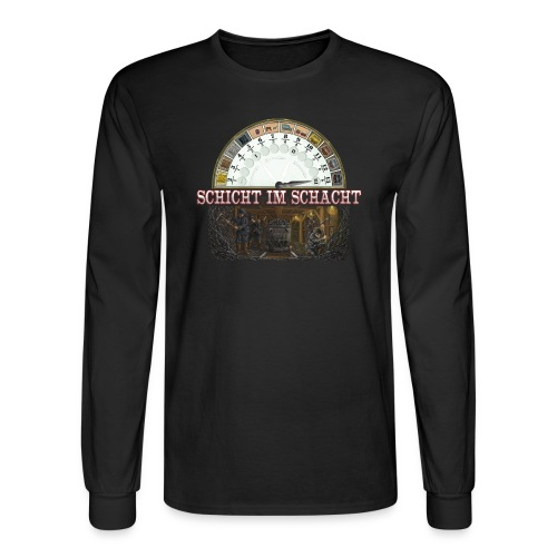 Long Sleeve #2 [EGG-GLA-D02-002] - Men's Long Sleeve T-Shirt