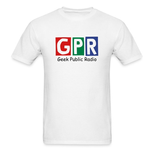 GPR Shirts - Men's T-Shirt