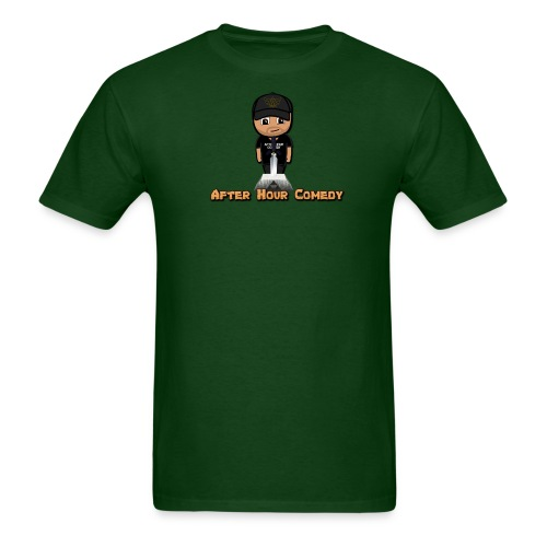 After Hour Comedy Sword T - Men's T-Shirt