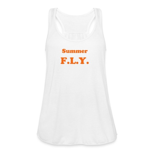 Summer Fly - Women's Flowy Tank Top by Bella