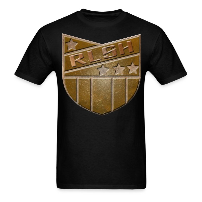 NEW RLSH 3D BADGE T-SHIRT - Men's T-Shirt