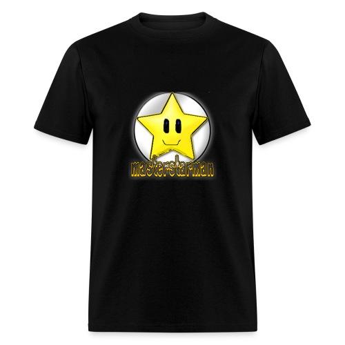 Masterstarman Retro 2011 Tee! (Men's) - Men's T-Shirt