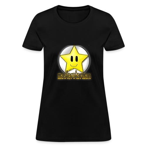 Masterstarman Retro 2011 Tee! (Women's) - Women's T-Shirt