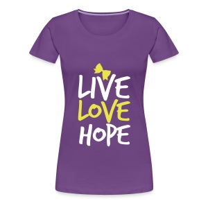 Hope - Women's Premium T-Shirt