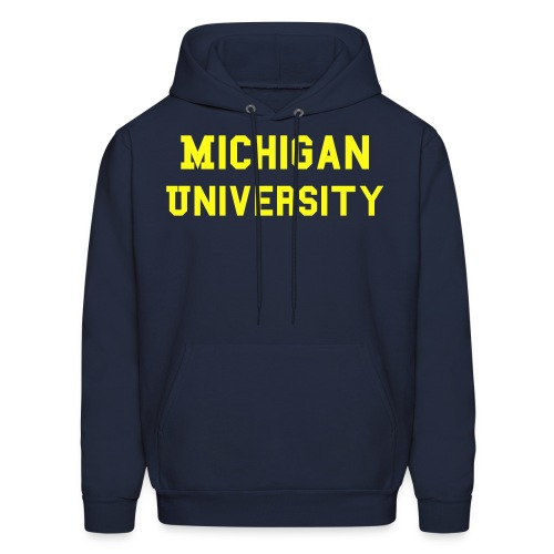 Michigan SweatShirt - Men's Hoodie