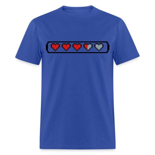 Life Bar Men's Tee - Men's T-Shirt