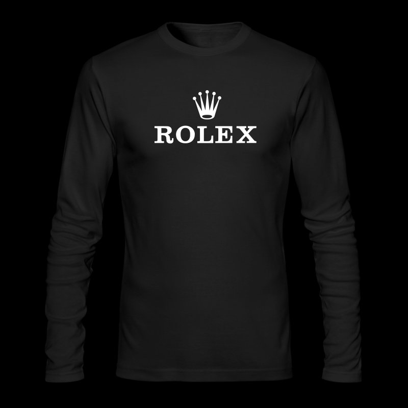 Rolex Gang - Men's Long Sleeve T-Shirt by Next Level