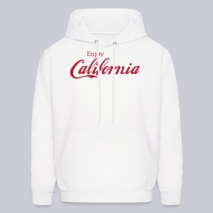 Enjoy California - Men's Hoodie