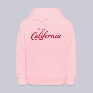 Enjoy California - Kids' Hoodie