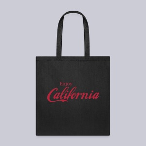 Enjoy California - Tote Bag