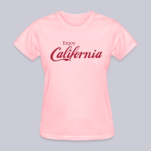 Enjoy California - Women's T-Shirt
