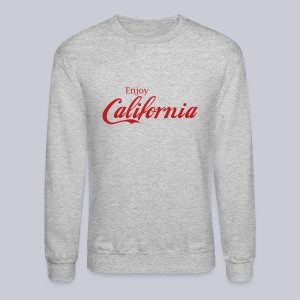 Enjoy California - Crewneck Sweatshirt