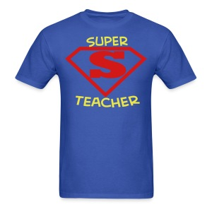 Super Teacher -Mens - Men's T-Shirt