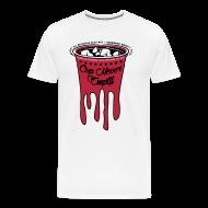 T-Shirts ~ Men's Premium T-Shirt ~ Cup Never Empty