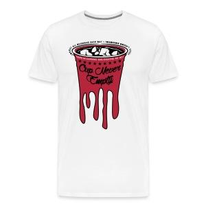 Cup Never Empty - Men's Premium T-Shirt